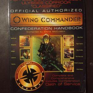 ΒΙΒΛΙΟ WING COMMANDER CONFEDERATION HANDBOOK