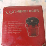 Κρουνός της Rotenberg.ανοιγει πάσα,για τεχνίτες θερμοηδραυλικους.2 κ.μαζι 75(ευρώ τα δύο μαζί.