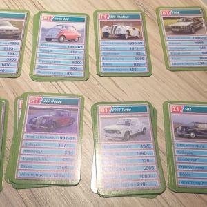 Κάρτες ΥΠΕΡΑΤΟΥ αυτοκίνητα ΜΙΚΑ
