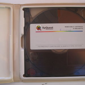 SyQuest SQ400 Removable 44MB Magnetic Disk
