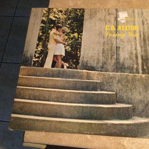 C.B. Kelton - Loving you (LP)