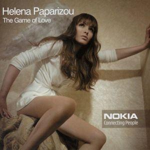 Αγγελιες Ελενα Παπαριζου Helena Paparizou The Game Of Love Nokia international Promo CD
