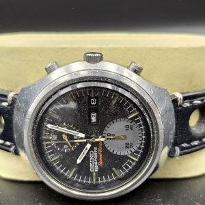 Seiko 6138 speedtimer chronograph