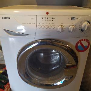 πλυντήριο στεγνωτηριο ρούχων HOOVER κάδος 7,5 κιλών και για στέγνωμα 5