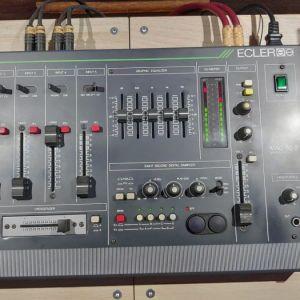 ΜΙΚΤΗΣ ECLER 50S (8 SEC DGL SAMPLER)