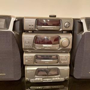 Ηχοσυστημα technics stereo