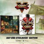 Street Fighter V - Steelbook Edition για PS4 PS5