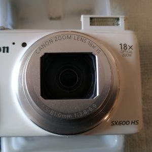 canon SX 600