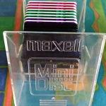 minidisc θήκη maxell