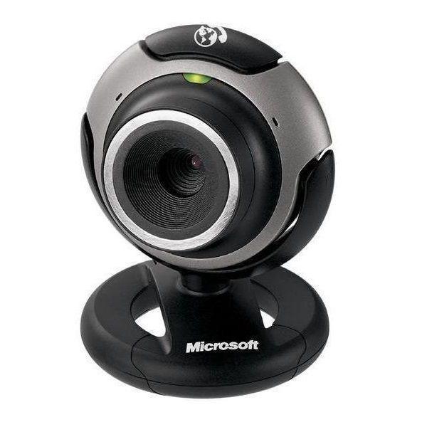 Microsoft USB camera kamera gia PC/Skype/telecommute/tilergasia/tilekpedefsi
