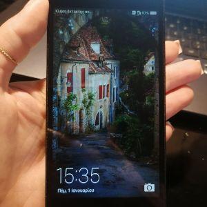 Huawei P8 Lite - Dual Sim 16GB Μαύρο - 4G Smartphone