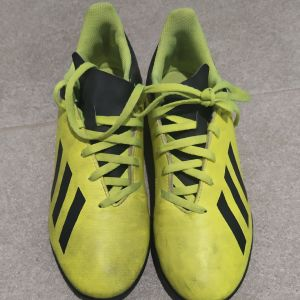 """Adidas Football shoes """"18.4"""" size 38,5"""