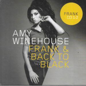 4 CD / AMY WINEHOUSE / FRANK & BACK TO BLACK
