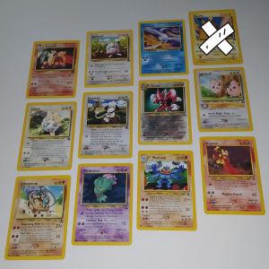 Black Star Promo Pokemon Cards Lot NM-EXC