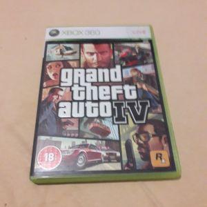 Gta 4 για Xbox360