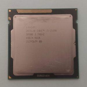 Πωλείται ο επεξεργαστής για socket 1155 i5-2500k