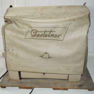Πολύγραφος ''Gestetner 420'' λειτουργικός - βάρος 30 κιλά – για χαρτί ''Α4'', σε άριστη κατάσταση