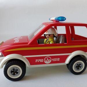 Playmobil -  πυροσβεστικό όχημα