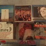 Διάφορα Μουσικά CD