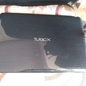 LAPTOP TURBOX Inter core i3-2330m@2.200Ghz-ram 4Gb ΑΡΙΣΤΗ ΚΑΤΑΣΤΑΣΤΑΣΗ