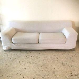Τριθέσιος μοντέρνος καναπές
