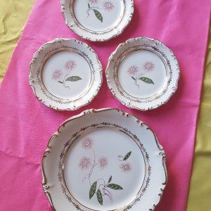Vintage πιάτα Johann Haviland