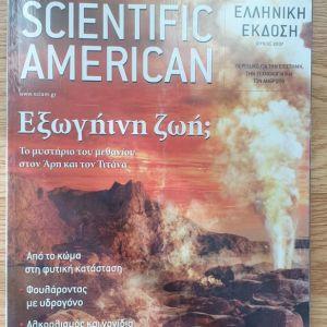 Scientific American Τεύχος: Ιούνιος 2007