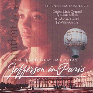 "RICHARD ROBBINS ""JEFFERSON IN PARIS"" - SOUNDTRACK - CD"