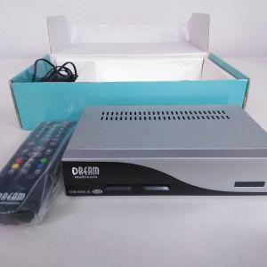 Ψηφιακός αποκοδικοποιητης DREAMBOX DM500 SILVER