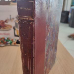 Decharme Mythologie de la grece antique libraire garnier 1884