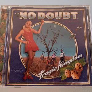No doubt - Tragic kingdom cd album