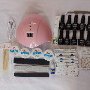 Προϊόντα για νύχια Uv Led 36W