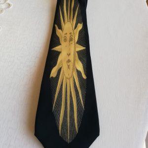 Αυθεντικη γραβάτα μεταξωτή Fornasetti