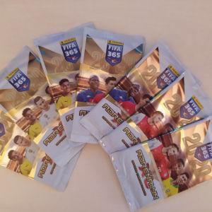 Κάρτες ποδοσφαίρου panini fifa 365 2020