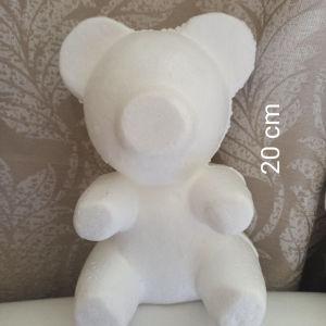 αρκουδάκι από φελιζολ