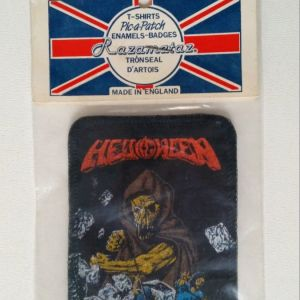 Helloween Ραφτό Σήμα Εποχής '90