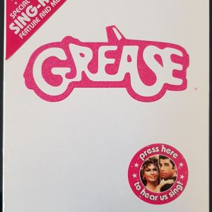 GREASE DOUBLE DVD SPECIAL EDITION
