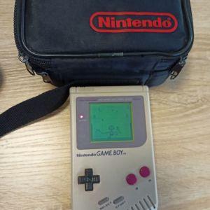 Nintendo GAMEBOY σε αριστη κατασταση - μαζι με 1 παιχνιδι