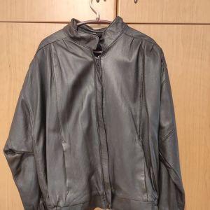 Δερμάτινο jacket