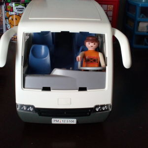 Playmobil λεωφορείο