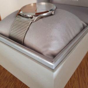 CALVIN KLEIN Minimal Stainless Steel Strap (ανδρικό ρολόι)