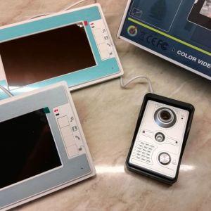 Θυροτηλέφωνα με 2 x 7 Ίντσες LCD TFT Οθόνη, Νυχτερινή Όραση, Αδιάβροχα/Αντιοξειδωτικά, ΞΕΠΟΥΛΗΜΑ!