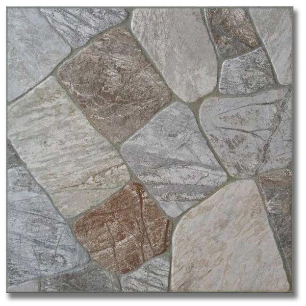 plakakia dapedou AMANOS GREY   ( 45 X45)  sinolika  75-80 m2