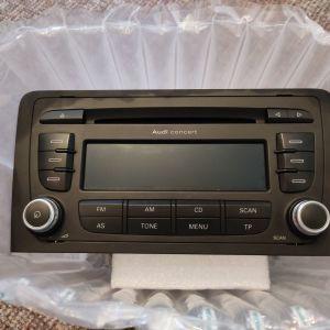 Radio cd player 8p0035186s
