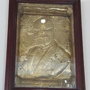 Χαλκογραφία του Ελ. Βενιζέλου του 1915