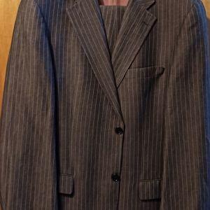 Κοστούμι λινό  Rene Lezard