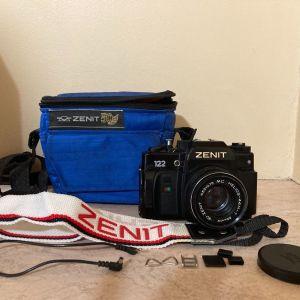 Φωτογραφική μηχανή zenit 122