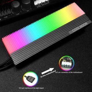 SSD M.2 RGB COOLER