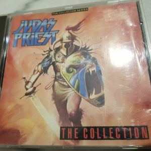 """JUDAS PRIEST – """"The collection"""" (Castle) heavy metal"""