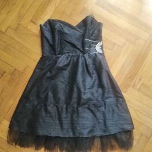 Obsession Βραδυνο Φόρεμα με Στραζ